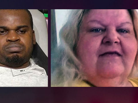 'Jesus forgives me': Prosecutors say man stabbed woman in wheelchair 116 times