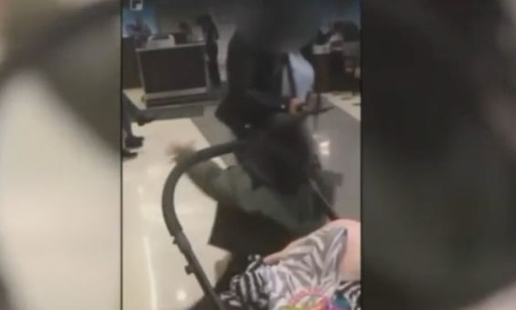 Police investigating after video shows woman dragging 5-year-old by his hair at Aurora hospital
