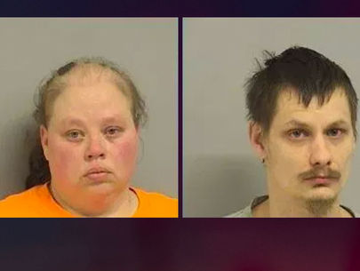 Two arrested after boy allegedly found hidden in plastic-covered bucket