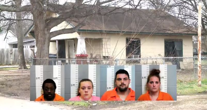 Deplorable living conditions, baby flown to hospital leads to arrest of four people in Oklahoma