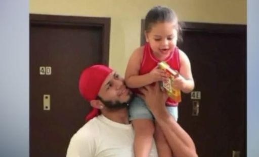 Missing 2-year-old girl found, father in custody