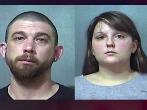 Couple charged after toddler's tongue is split, possibly with scissors