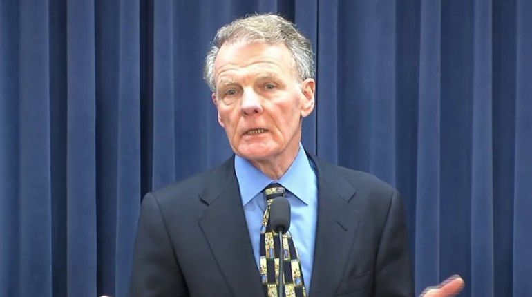 FBI secretly recorded Mike Madigan at his law office, report says