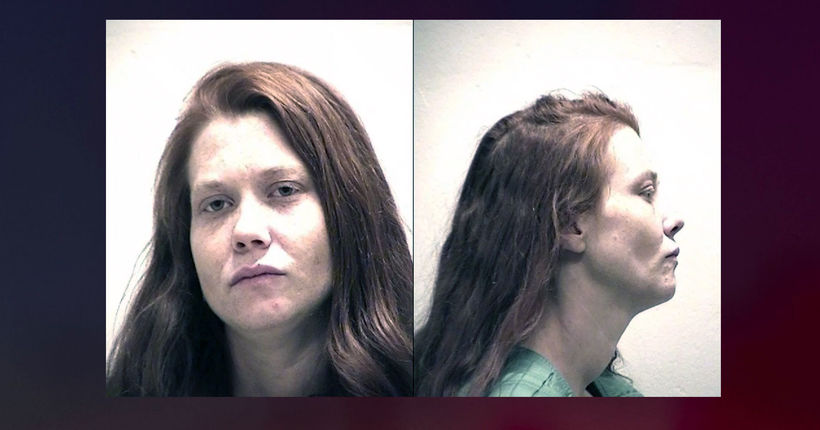 Mom indicted for murder after falling asleep in car with 2 girls who died