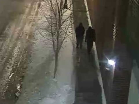 Photos released of 'potential persons of interest' in Jussie Smollett attack