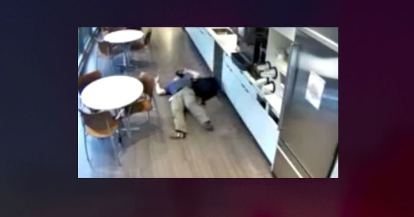 Video shows man doing 'fake slip and fall' at N.J. business for insurance fraud: Prosecutors