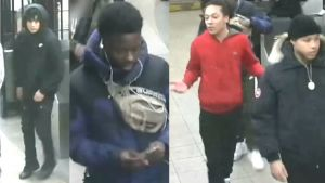 Group beats, robs teenage girl in Bronx subway station