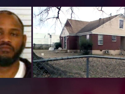 Police: Father doused home in gasoline with 7 young kids inside