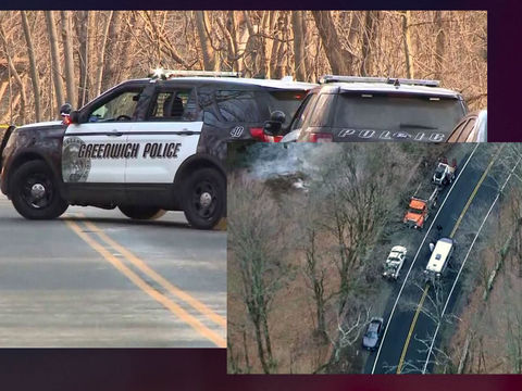 Woman's body found bound in suitcase on side of road in Connecticut