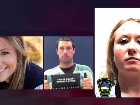 Woman says Patrick Frazee fatally beat fiancée Kelsey Berreth with bat