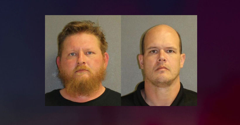 Two Florida men accused of plotting to groom and rape a 3-year-old girl