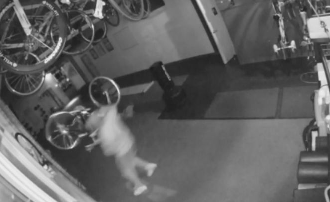 $100K worth of high-end bikes stolen; police seek suspects