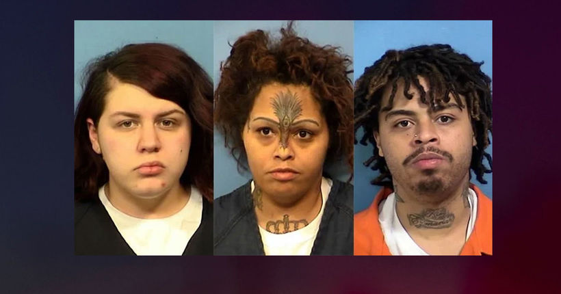 3 charged with murdering Naperville man found in trash can