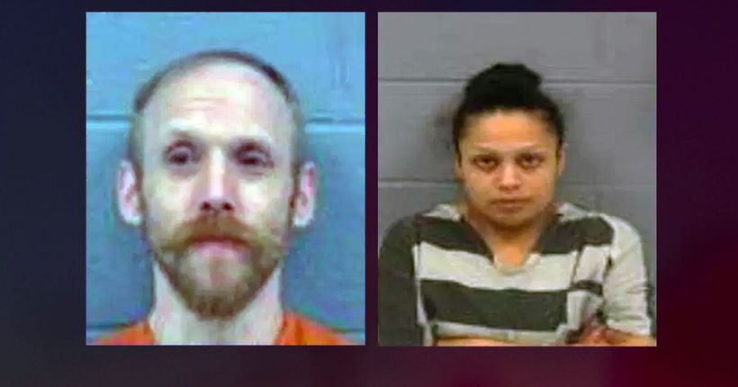 Infant tests positive for amphetamines; Oklahoma couple arrested