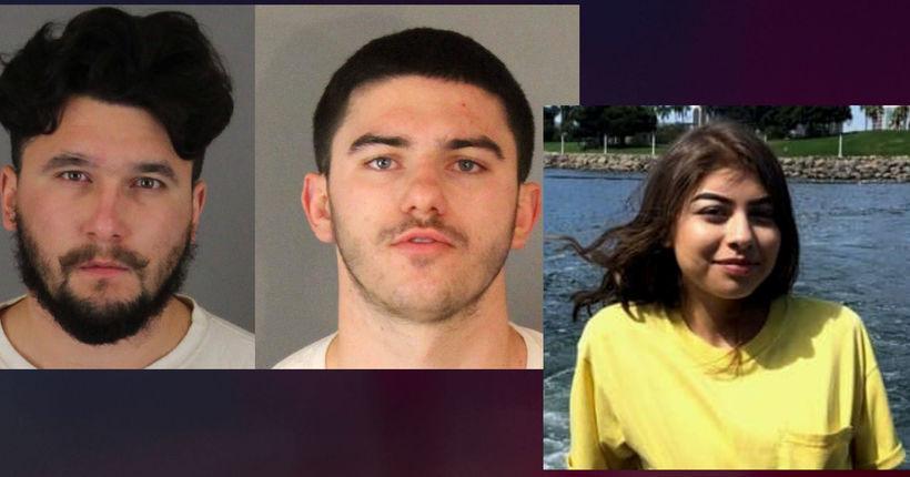 2 brothers arrested on suspicion of killing missing California teen Aranda Briones