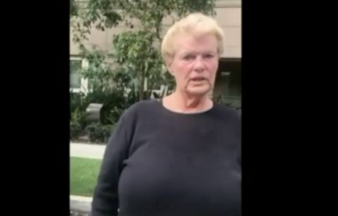 'You do not belong': Shocking racist rant caught on video