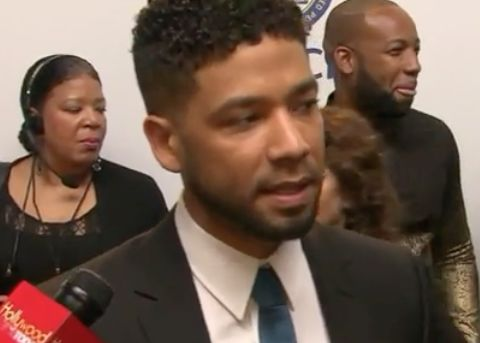 Chicago police deny reports Jussie Smollett staged attack