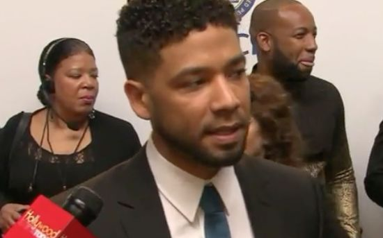 Chicago police deny reports Jussie Smollett staged attack; police questioning 'persons of interest'