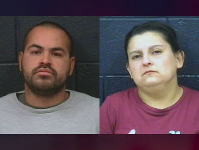 Parents arrested after 3-year-old daughter's body found in container of acid