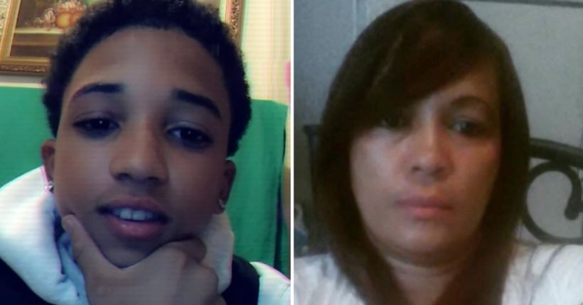 UPDATE: Person of interest killed by train - Woman, teenage son bludgeoned to death in the Bronx