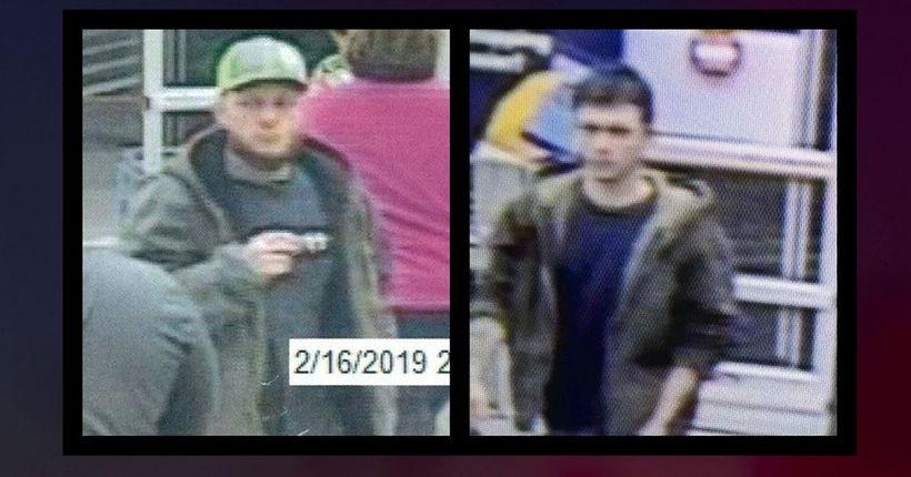 Razor blades found hidden under shopping cart handles at Walmart