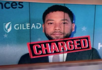 'Empire' actor Jussie Smollett turns himself in, faces felony charge