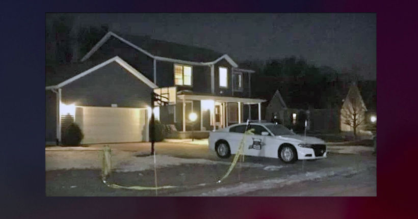Indiana State Police trooper shot inside home; son accused of attempted murder