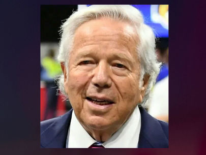 Patriots owner Robert Kraft solicited prostitute: police