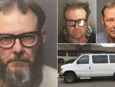Sex offender arrested trying to use cookies to lure girls into van: Police