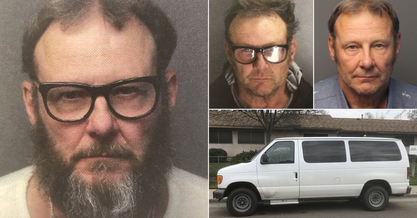Sex offender arrested after trying to use cookies to lure underage girls into van: Police