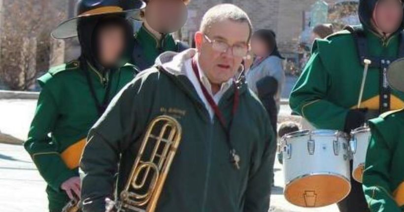 Pennsylvania high school music teacher accused of sex with 13-year-old boy