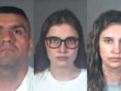 3 arrested in thefts involving following bank customers, slashing tires