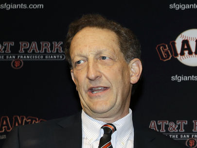 S.F. Giants CEO Larry Baer takes leave after altercation with wife