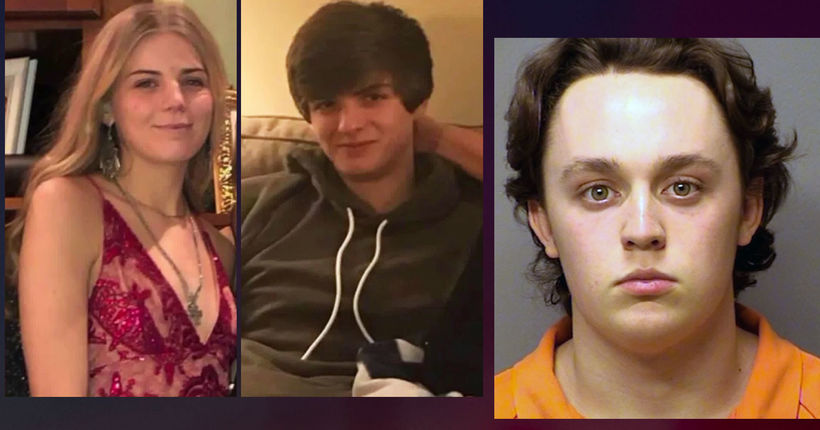 Indiana 17-year-old charged in murder of missing teens
