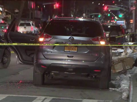 Bicyclist fatally shoots man sitting in backseat of Uber in Brooklyn: police