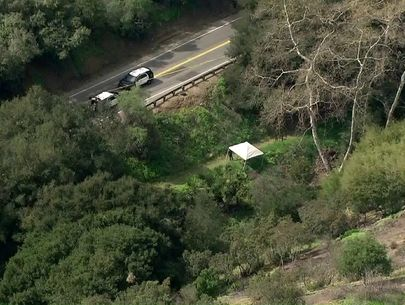 Child's body found dumped on hiking trail in Los Angeles County