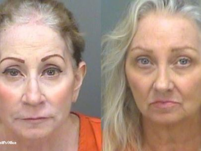 Florida sisters 'euthanized' father, confessed to acquaintance: Sheriff