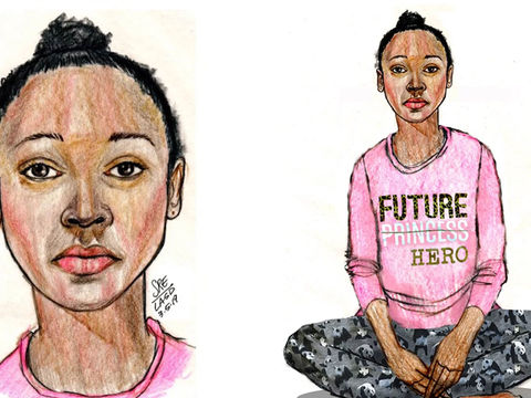 Public's help sought to ID dead girl found dumped in bag on SoCal trail