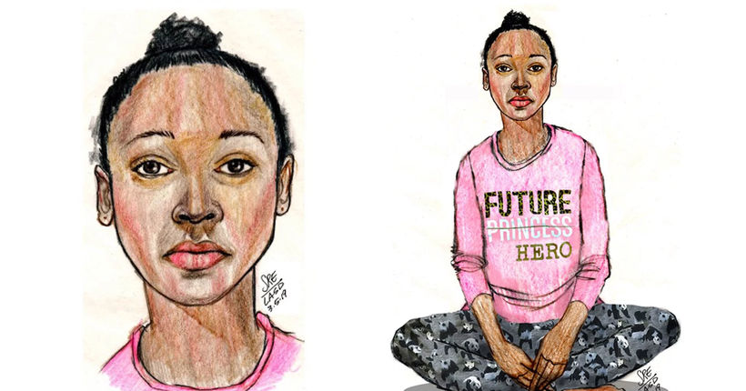 Investigators ask for help identifying dead girl found dumped in bag on Southern California trail