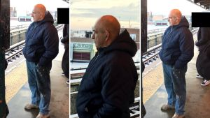 Man wanted for inappropriately touching girl, 13, in two separate incidents on subway