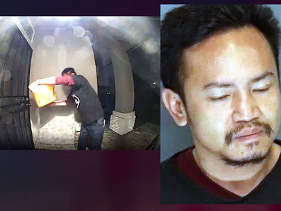 9704af19a66f3 Man recorded pouring diesel fuel on neighbor's doorstep, trying to ignite