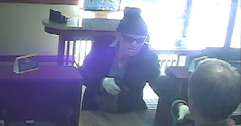 Suspect in elderly man costume commits 2 bank robberies in 2 days in Southern California