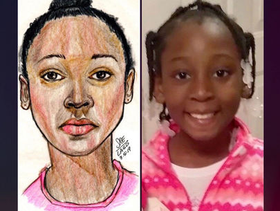 2 detained in death of 9-year-old girl found dead in duffel bag