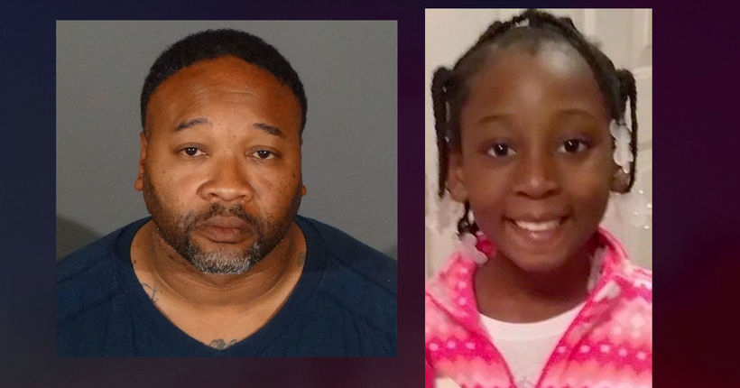 Mother's boyfriend charged with murder of girl found in duffel bag Trinity Love Jones