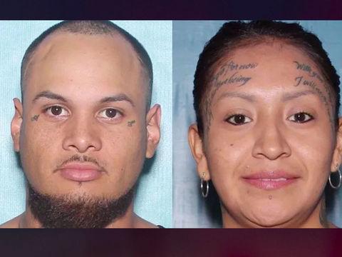 Wanted: Phoenix fugitive shoots 3 men, kidnaps girlfriend