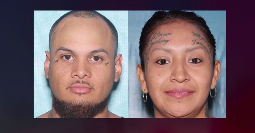 Wanted: Phoenix fugitive shoots 3 men, kidnaps girlfriend