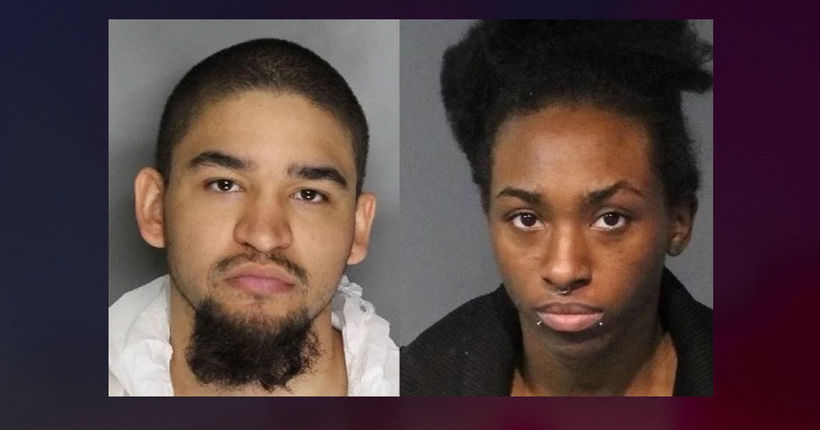 Couple admits to killing girl, 5, found in duffel bag in Sacramento storage unit