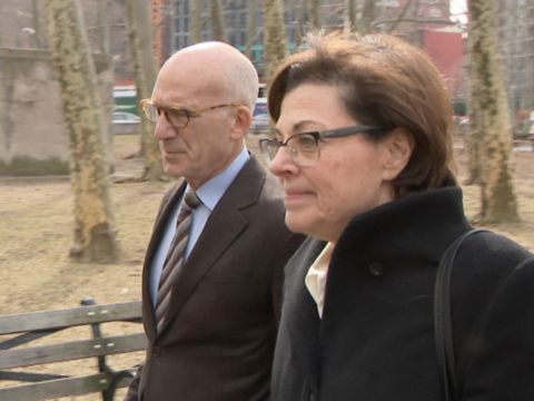NXIVM co-founder Nancy Salzman pleads guilty in sex cult case