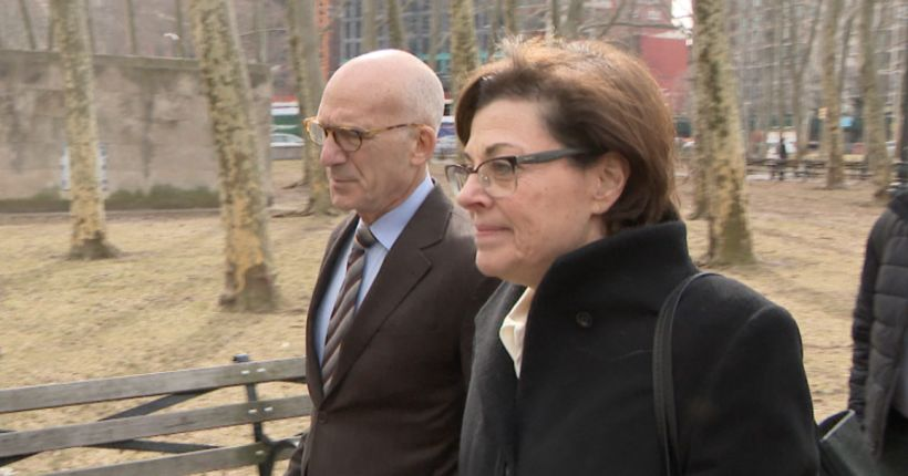 NXIVM co-founder Nancy Salzman pleads guilty in sex cult case