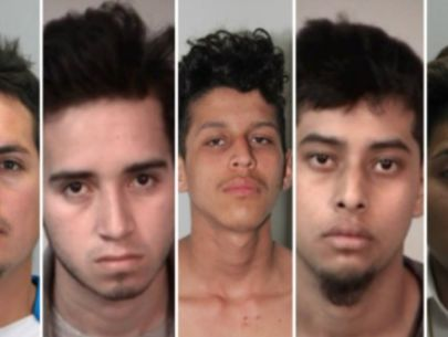 Teen stabbed about 100 times, set on fire in MS-13 murder: cops
